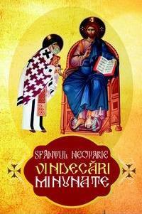 """Cartea """"Sfantul Nectarie. Vindecari minunate"""""""